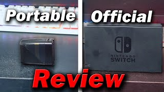 Genki Covert Dock for Nintendo Switch Review (Video Game Video Review)