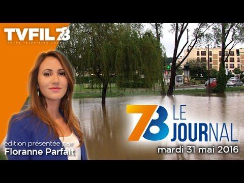 7/8 Le Journal - Edition du mardi 31 mai 2016