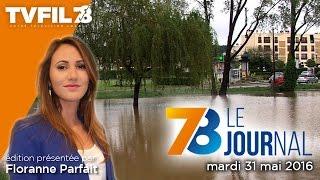 7/8 Le Journal – Edition du mardi 31 mai 2016