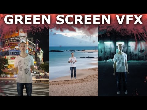 How To Green Screen in Adobe After Effects