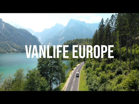 Van Life Europe 2020: Channel Trailer Jits Into The Sunset