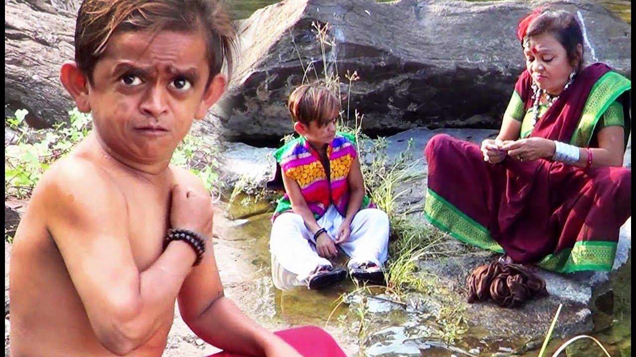 Download छोटू की बाहुबली कॉमेडी | CHOTU KI BAHUBALI | Khandesh Ki Comedy || 2017 October Comedy Video
