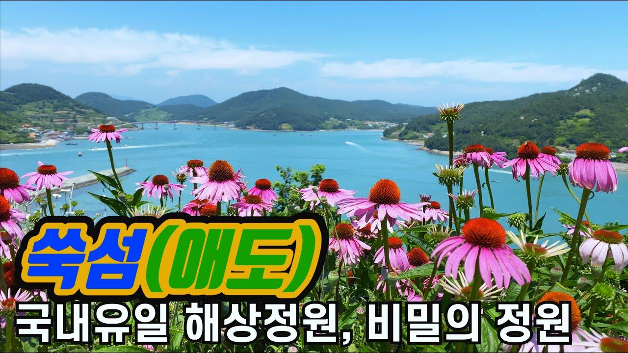 [고흥 가볼만한곳 #2] 고흥여행에서 꼭 가봐야 하는 곳, 해상정원 고흥 쑥섬(애도)  | 전라도여행