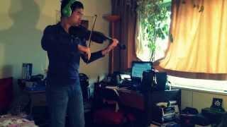 Đường xa tuyết trắng - Violin cover