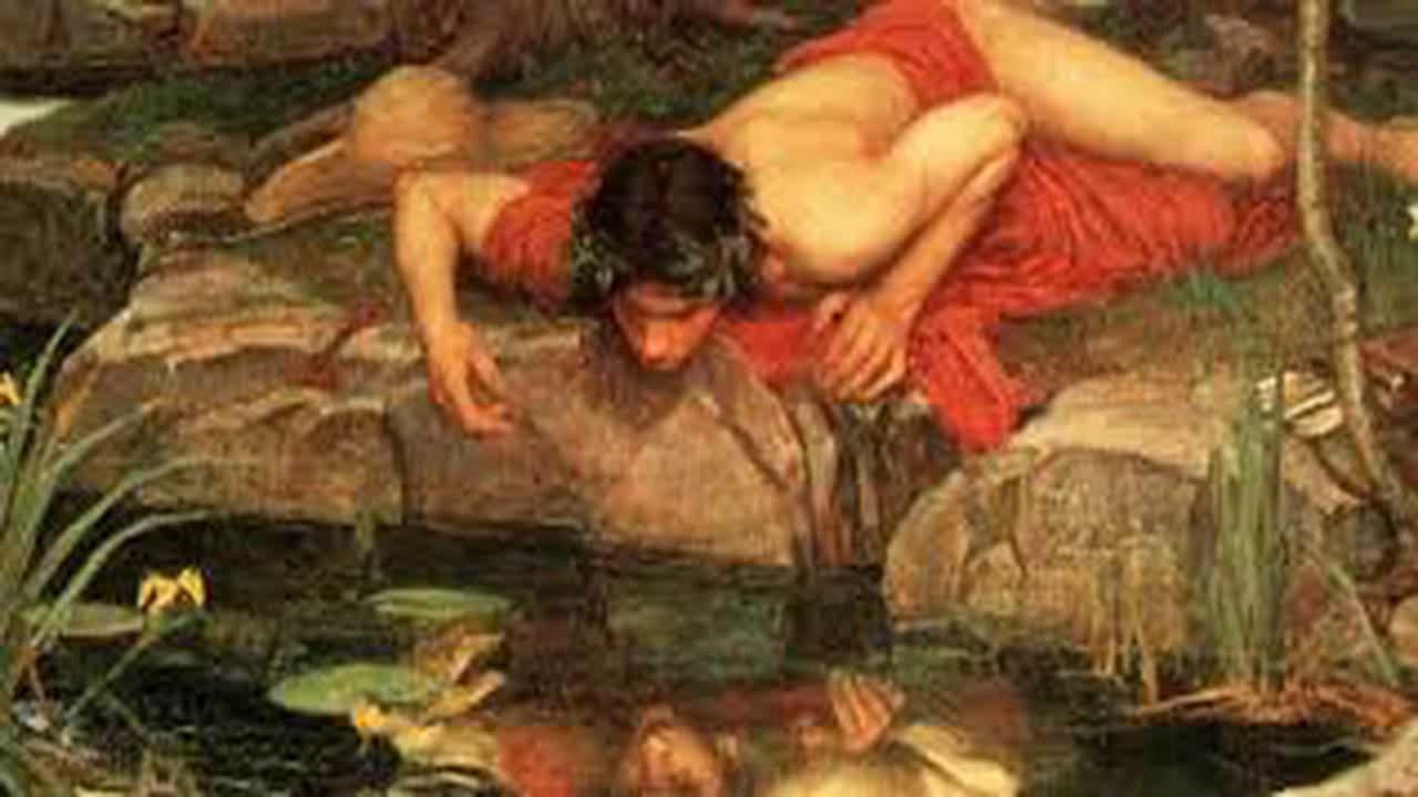 Download Der Mythos Narziß und Echo von Ovid
