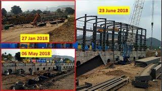Amaravati updates: Kondaveeti Vagu Pump House, Amaravathi, Vijayawada, Guntur