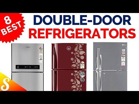 Best Top Freezer Refrigerators 2020.10 Best Double Door Refrigerators In India With Price 2018 Youtube