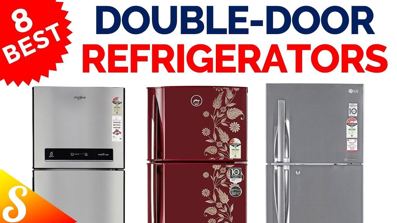 10 Best Double Door Refrigerators In India With Price
