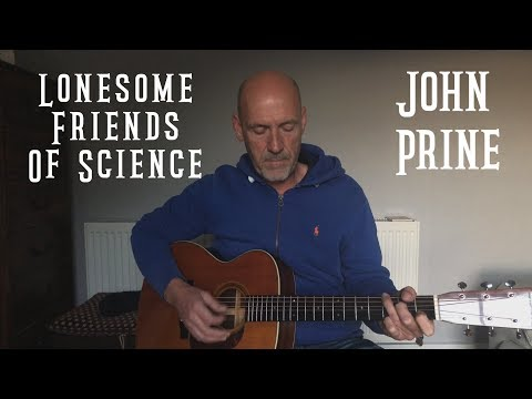 Lonesome Friends Of Science - John Prine - Guitar Lesson By Joe Murphy