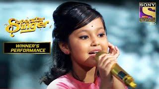 Priti और Harshit  ने दिया एक मज़ेदार Performance | Superstar Singer | Winner's Performance