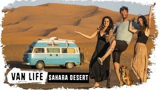 The LAST Adventure // VAN LIFE SAHARA DESERT // S04E07