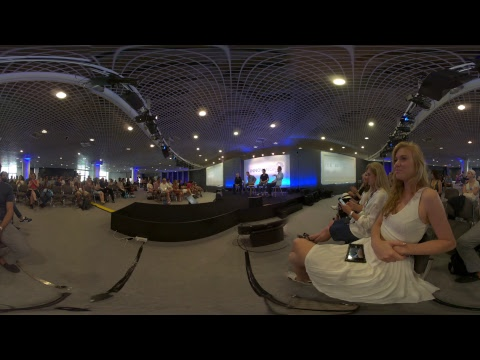 Tech Dies Ideas Live - 360° Live Stream from Cannes
