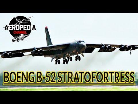 Boeing B-52 Stratofortress (YB-52, B-52A, B-52B, B-52C, B-52D ve diğerleri) - Aeropedia
