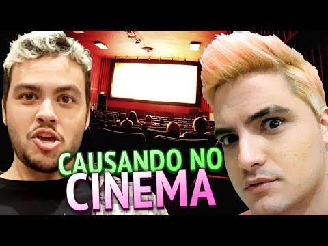 FOMOS AO CINEMA E...