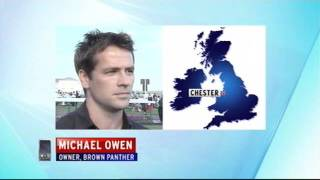 Michael Owen on Brown Panther's German Derby raid