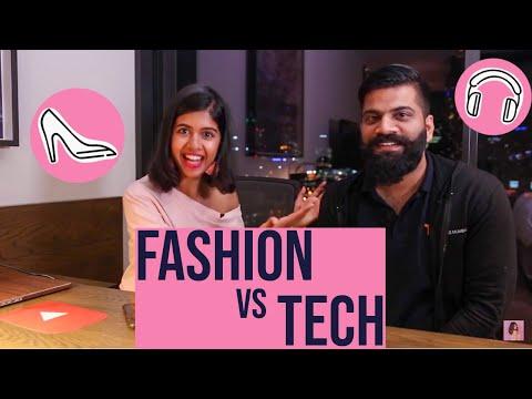 Fashion V/S Tech Challenge with Technical Guruji | Sejal Kumar