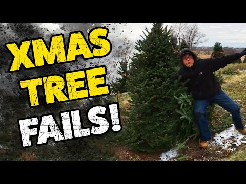 Christmas Tree Fails! | The Best Fails | Hilarious Fail Videos 2019