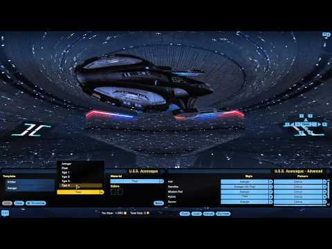Star Trek Online - How to Purchase a T6 Fleet Avenger