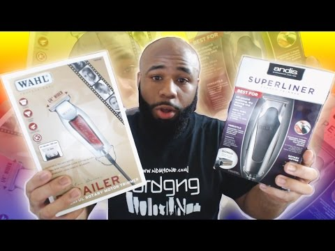 wahl detailer vs andis superliner battle of the edge up trimmers by brdgng watch and free. Black Bedroom Furniture Sets. Home Design Ideas