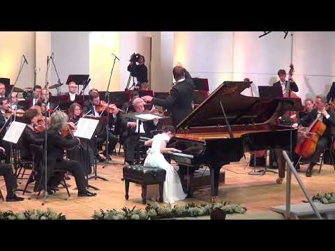 05.05.2018 Alexandra Dovgan' Laureats Concert  of II-nd Grand Piano Competition for Young Pianists