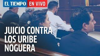 Por encubrimiento, Fiscalía pide condenar a los hermanos Uribe Noguera