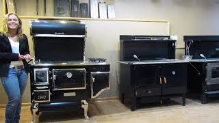 Obadiah's: The Elmira Fireview Wood & Gas Combination Cookstove - Review