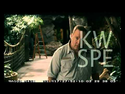 Behind the scenes - Bloopers Reel from Zookeeper