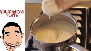 Easy Bechamel Sauce Recipe | White Sauce Recipe