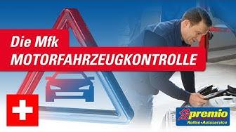 Alles über die Motorfahrzeugkontrolle | Premio Schweiz