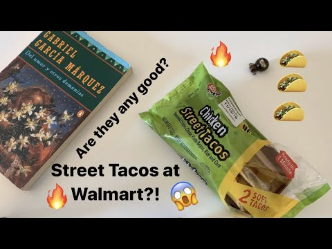 Trying Street Tacos From Walmart – Picante Food Reviews 1