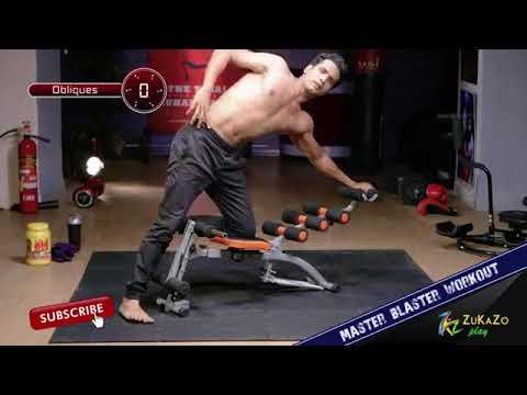 Best Home Gym Equipment | Home Workout Routine | Master Blaster
