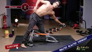 Best Home Gym Equipment | Home Workout Routine | Master Blaster screenshot 5