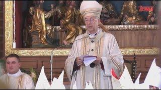 Homilia ks. abp. S. Gądeckiego wygłoszona podczas Mszy św. na zakończenie Zebrania biskupów Europy