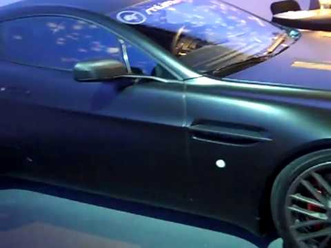 2009 aston martin db8 vantage exotic sports car youtube. Black Bedroom Furniture Sets. Home Design Ideas