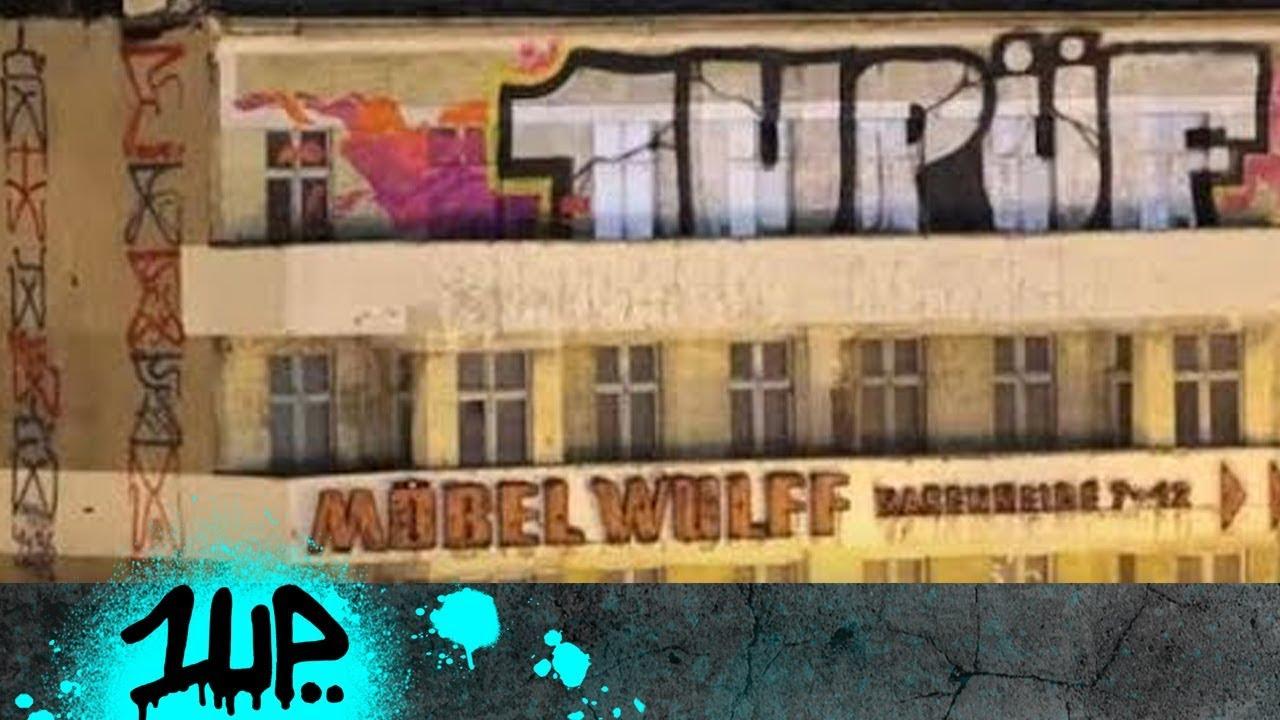 1up Uf Hermannplatz Balcony Berlin Youtube