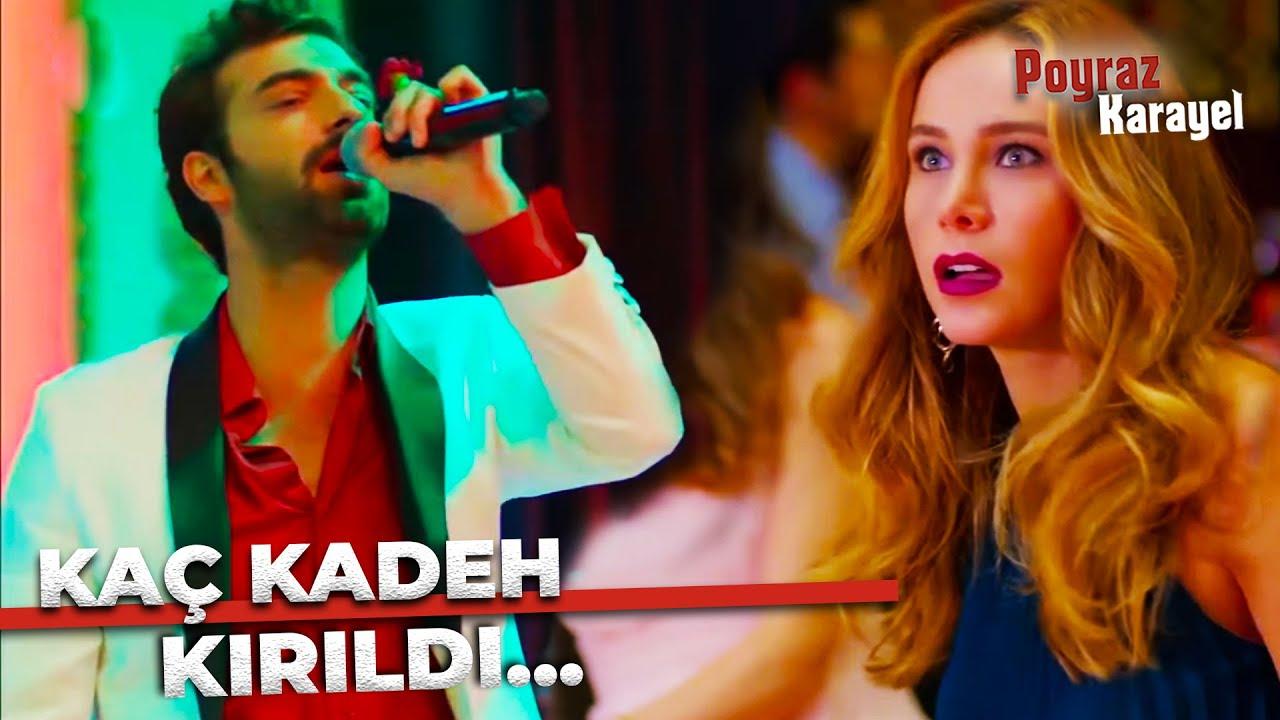 """Poyraz Karayel'den """"Kaç Kadeh Kırıldı"""" - Poyraz Karayel 29. Bölüm"""