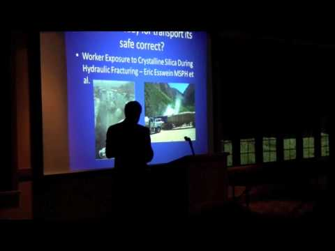 Dr. Wayne Feyereisn: Silica Sand Mining & Processing - Medical Risks, Facts Fallacies