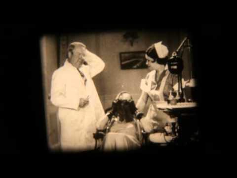 WC Fields The Dentist w/ Sound Super 8mm Film