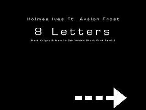 8 in letters