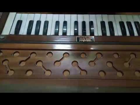 How to play perfect daya kar dan on harmoniam
