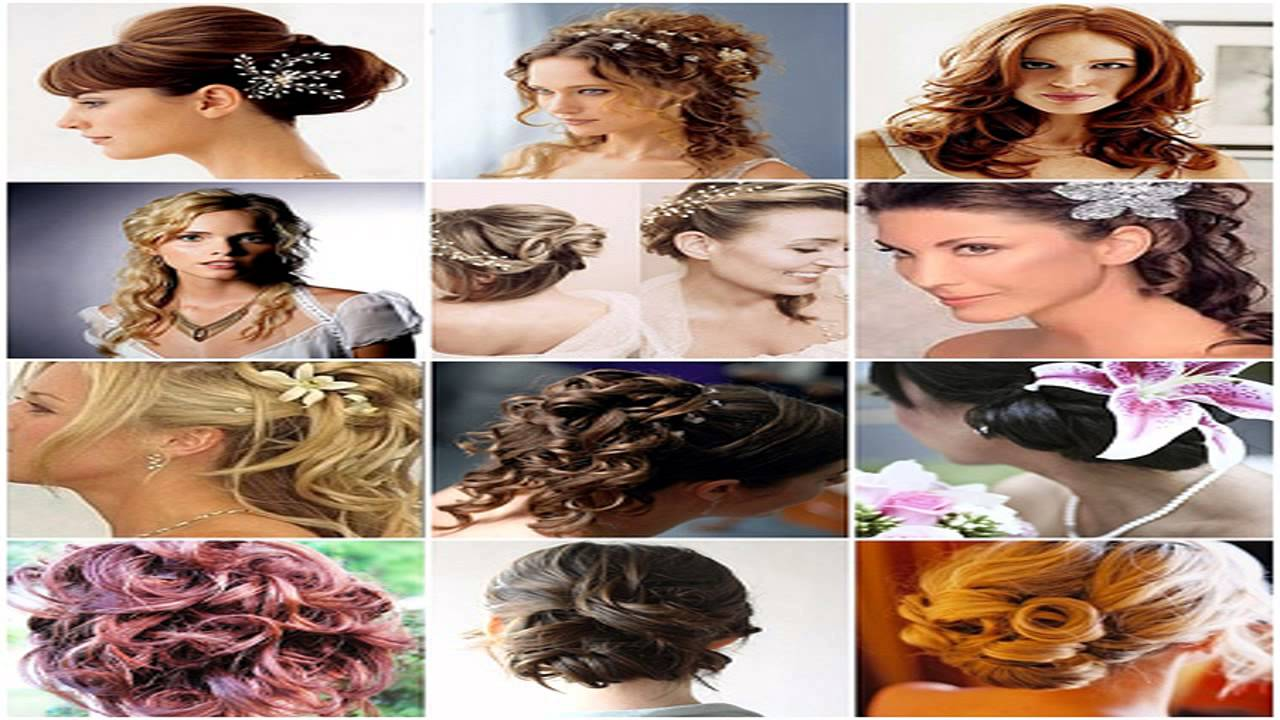 indian bridal hairstyles by estherkinder - youtube