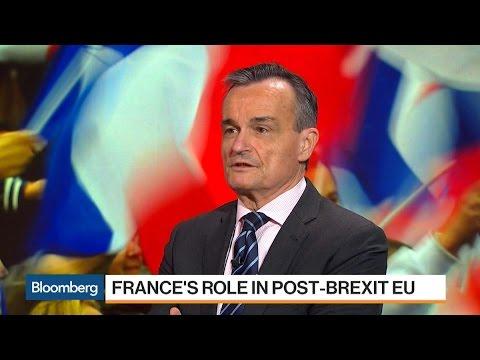 France's Araud Says EU Without U.K. Doesn't Make Sense