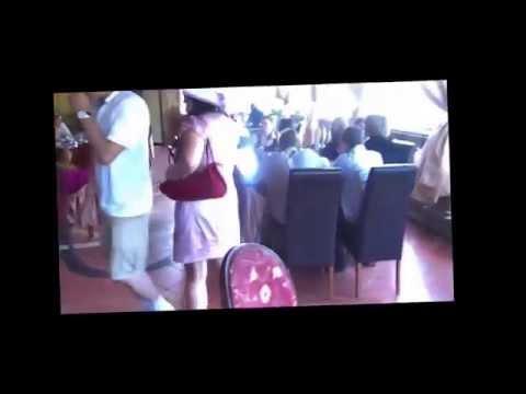 Ukraina Zakarpatie BEREGOVO Hotel i Termalnoi bazen Zaivoronok 2 juny 2015