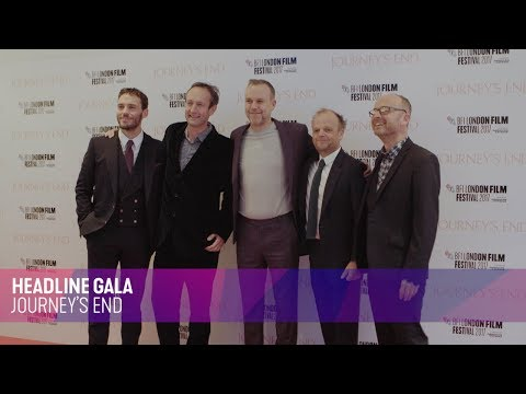 JOURNEY'S END Headline Gala | BFI London Film Festival 2017