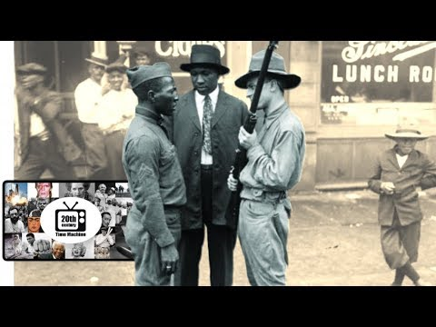 The Red Summer: The Chicago Race Riots of 1919.