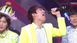 INFINITE Man In Love 인피니트 맨 인 러브 Music Core 20130406