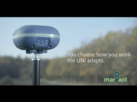 UNI-GR1 - You choose how you work, the UNI adapts