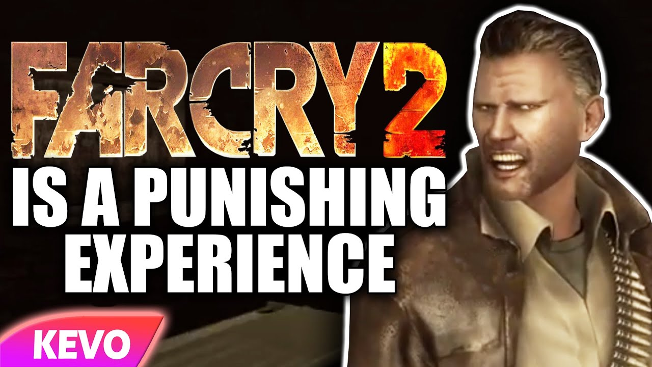Far Cry 2 is a punishing experience thumbnail