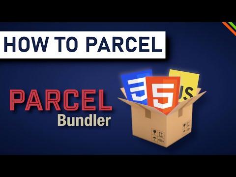 Parcel Js Tutorial | Bundle Your JavaScript & Minify CSS And HTML Files