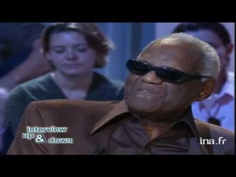 Ray Charles Interview (FRENCH № 3) HD